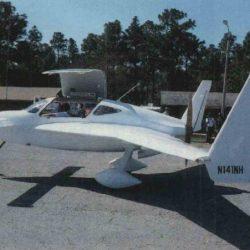 1992 – N141NH – Neil Hunter – Velocity SE/FG – Apopka, FL – 1