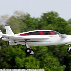 2014 – N301EF – Funk – Velocity XL/RG – Atlanta, GA – 0