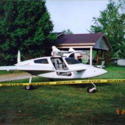 2008 Incident Flight