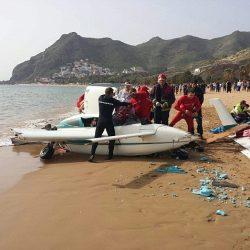2016 – PH-FUT – Unknown – Velocity SE/RG – La Playa de Las Teresitas, Tenerife – 0