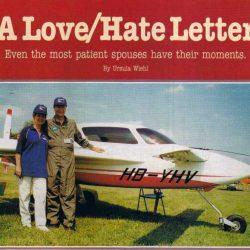 Magazine: Kitplanes October 2001 – Love/Hate