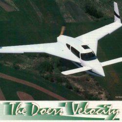 Magazine: Sport Aviation August 1992 – Doers Velocity