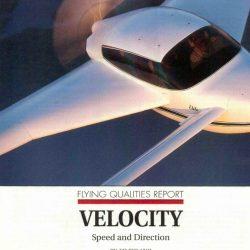 Magazine: Sport Aviation June 1996 – Velocity Flying Qualities