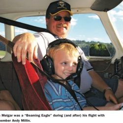 Magazine: Sport Aviation October 2008 – Millin Young Eagle