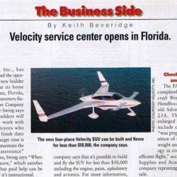 Magazine: Kitplanes June 2000 – SUV