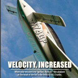 Magazine: Kitplanes August 2010 – Turbo XL N74GP
