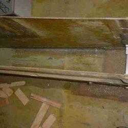 Keel Installation