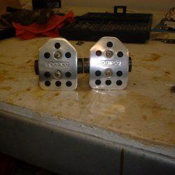 Assemble Rudder Pedals