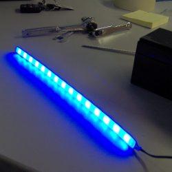 Fuel Gauge Lighting