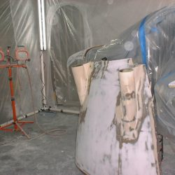 Cowling and Door Preparation