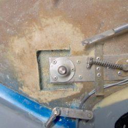 The Riley door fix
