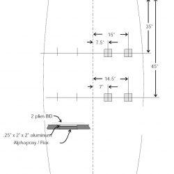 Fuselage Hard-points