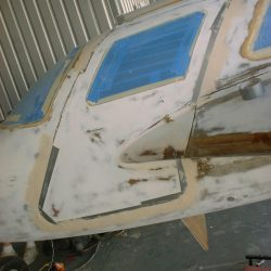 Fitting the Nose Hatch and Doors