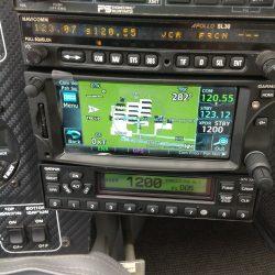 GTN-650 WAAS Navigator Installation