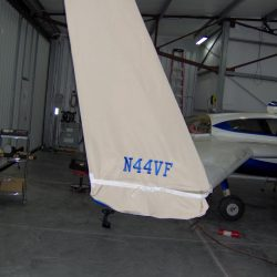 Finished Winglet Covers