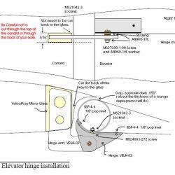 Installing Hinge Arm
