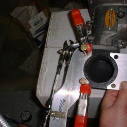 Mounting the Fuel Servo