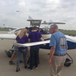 2014 Flying Seniors Day Recap