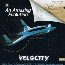 2003 Velocity Ad – An amazing evolution