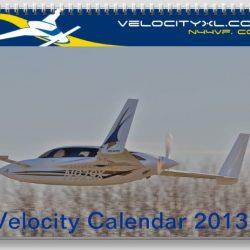 [Picture Album] 2013 Velocity Calendar