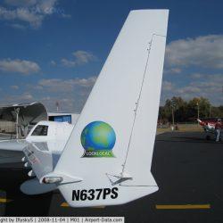 2008 – N637PS – Leonard Johnson – Cozy IV – Osceola, MO – 0