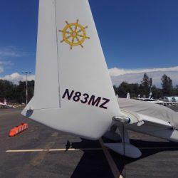 2006 – N83MZ – Marc Zeitlin – Cozy MK-IV – Desert Center, CA – 0