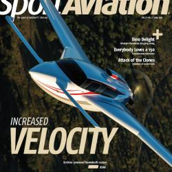 Magazine: Sport Aviation July 2021 – Sheffield N155FA Falcon Turbine